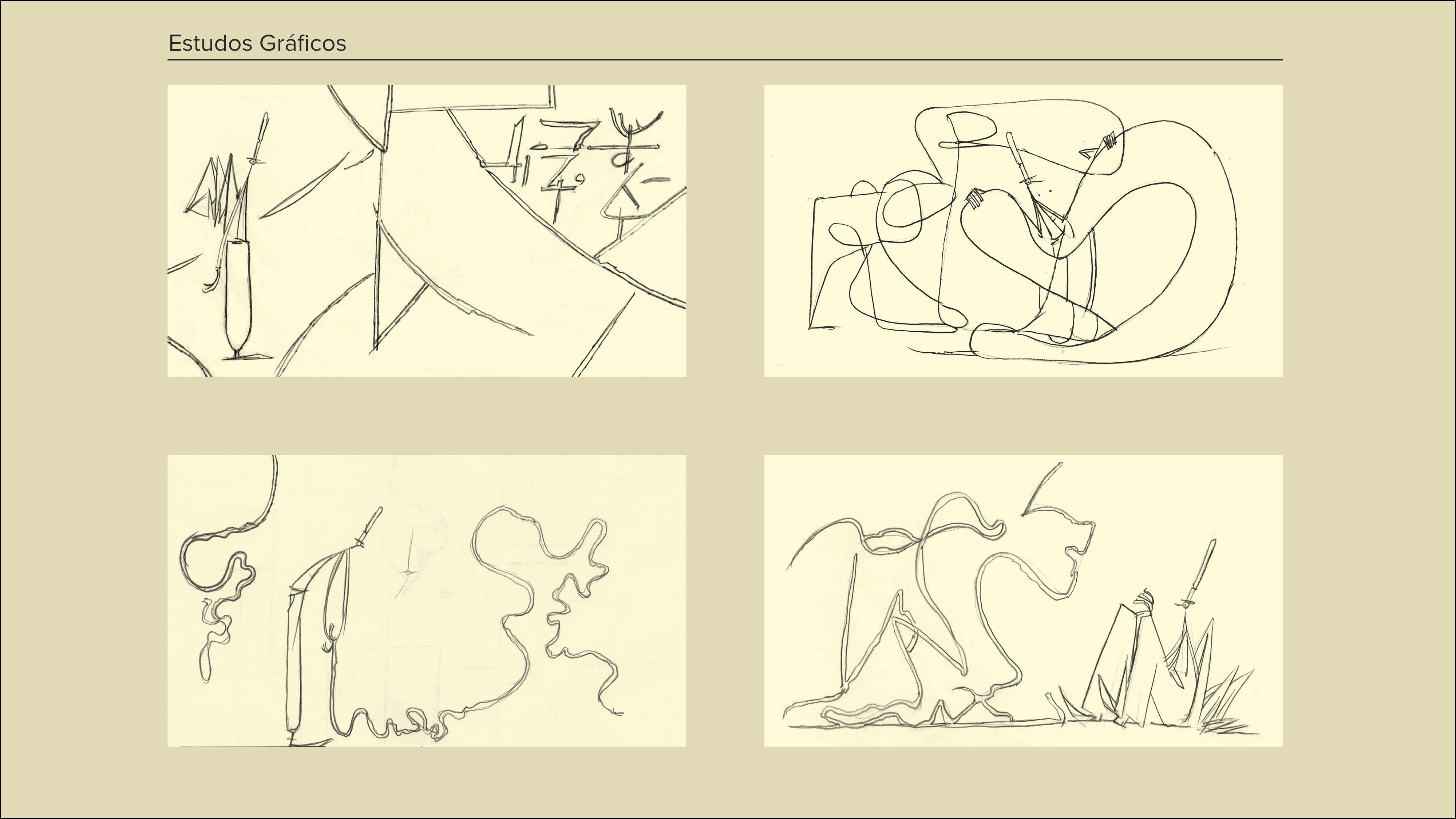 Montagem Desenhos a Cinzento8